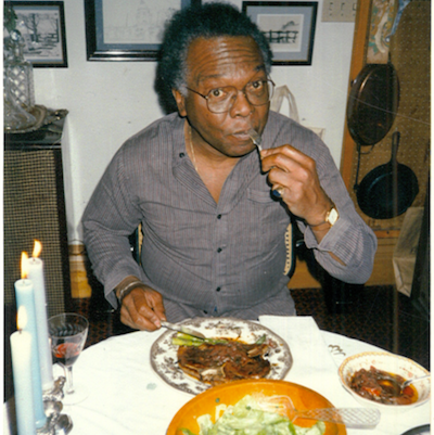 """Bread like peas!"": The Gastronomical Dialogue of Austin Clarke and Sam Selvon Featured Image"