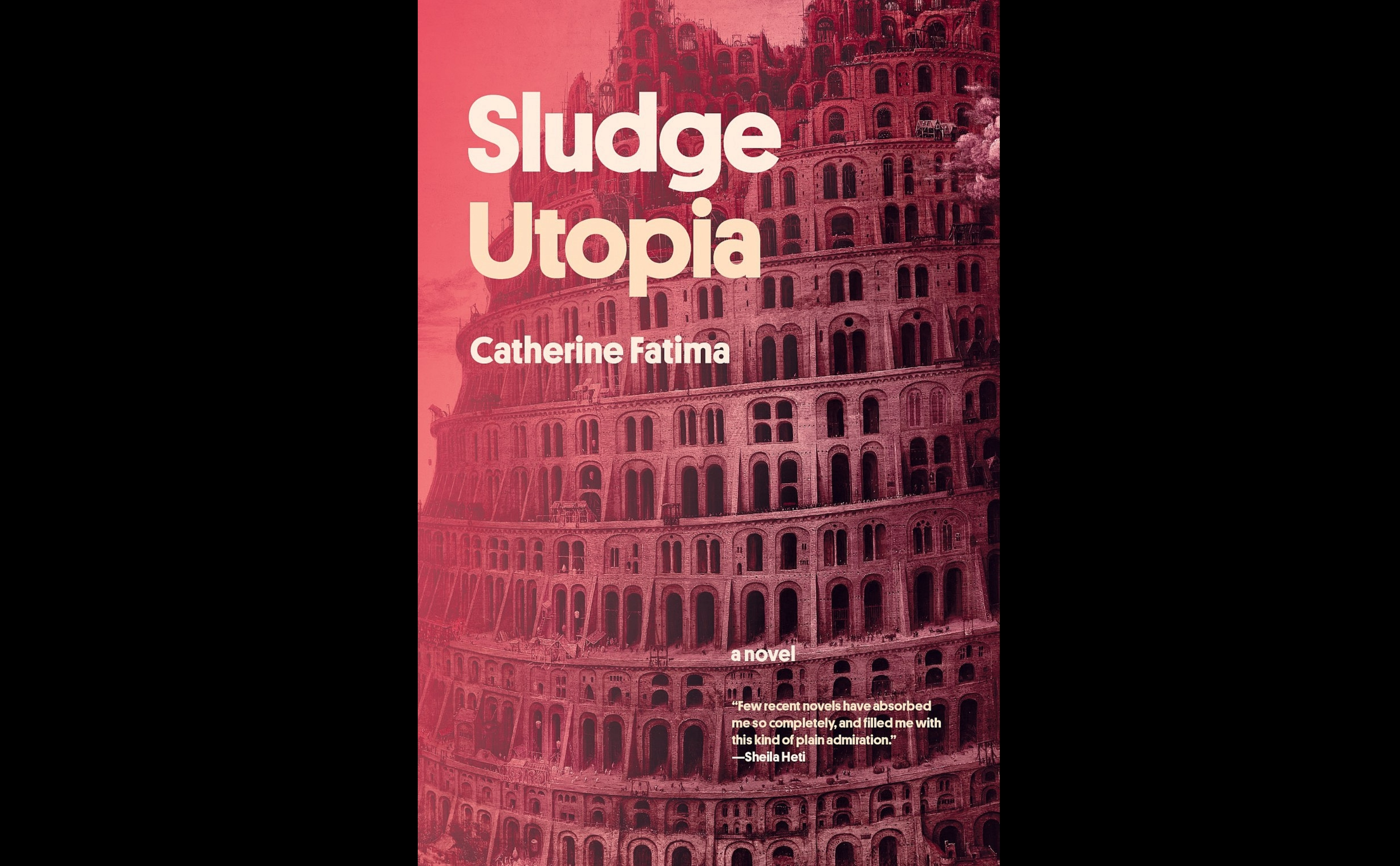 Getting Off on the Sludge: A Review of Catherine Fatima's <i>Sludge Utopia</i> Featured Image