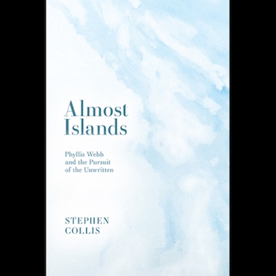 A Review of <i>Almost Islands: Phyllis Webb and the Pursuit of the Unwritten</i> Slide Image